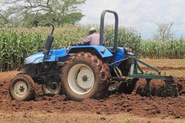 Elitism of Agriculture mechanisation inUganda